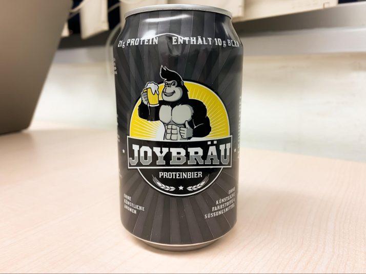 マッスルデリ プロテインビール joybrau