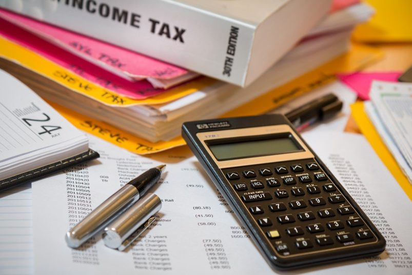 Crowdfunding tax