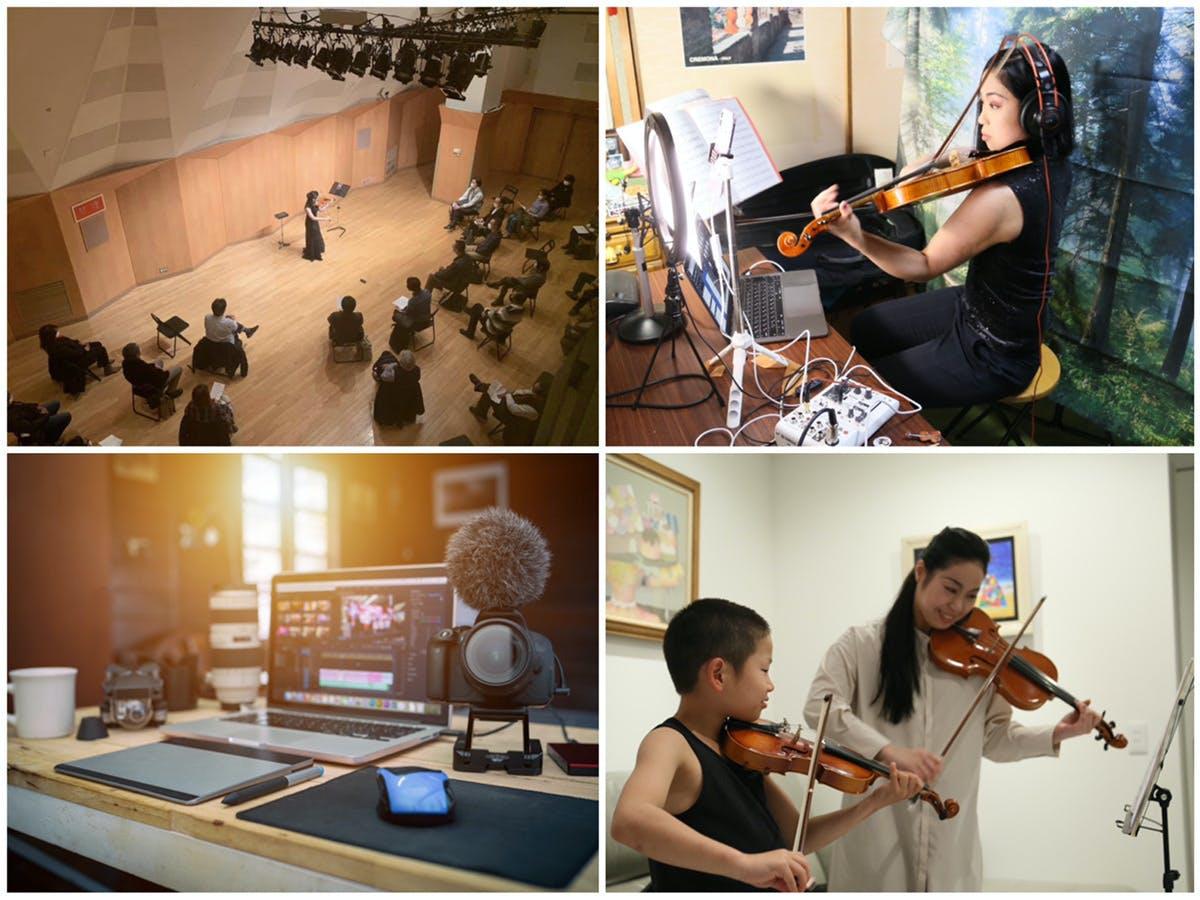身近で本格的なクラシック演奏を楽しめるライブ配信スタジオ(@箕面)を作りたい!